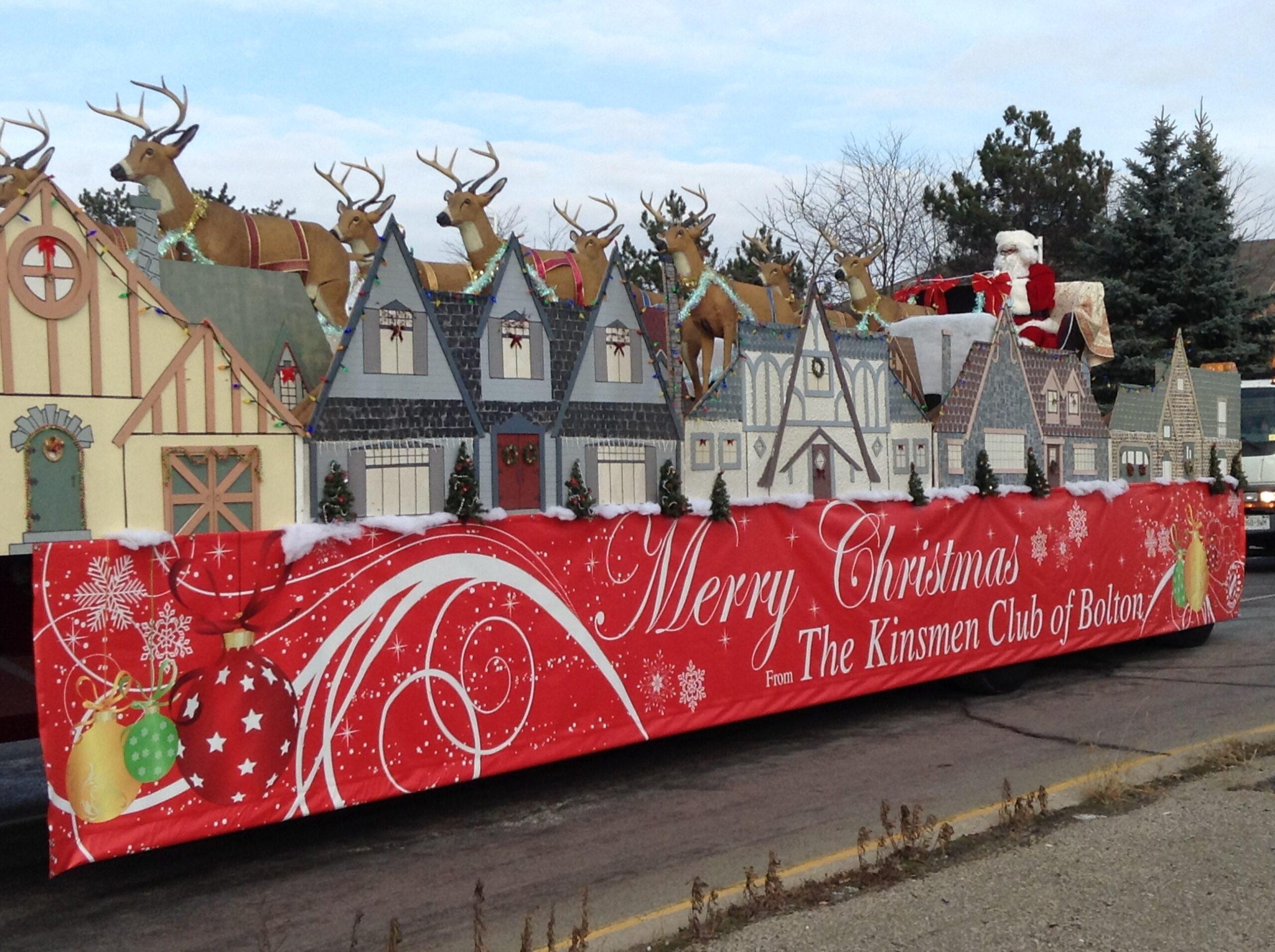 Bolton Santa Claus Parade