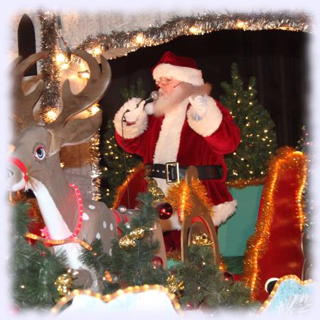 Brampton Santa Parade