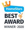 Homestars Award Winner