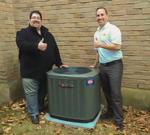 Oldest Air Conditioning Contest Winner 2015