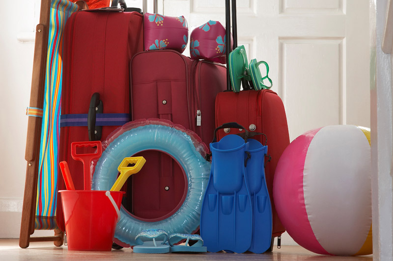 prepare house for vacation
