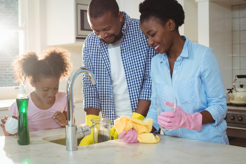 5 Reasons Why Your Kitchen Or Bathroom Sink Won't Drain & How To Fix It
