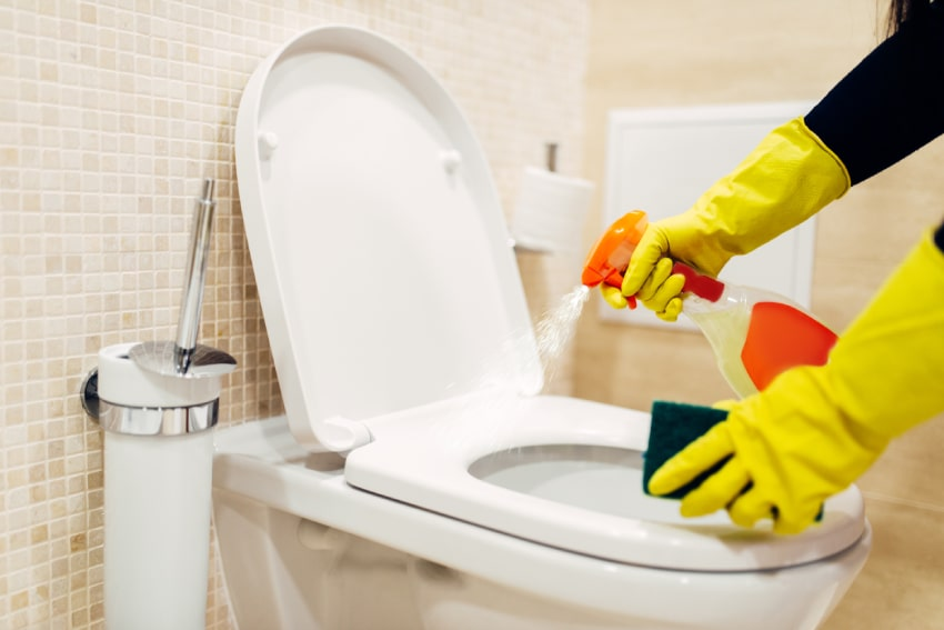 Why Does My Toilet Stink Even After I Clean It?
